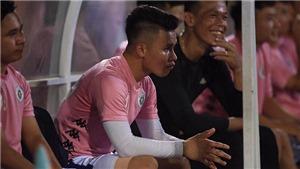 VIDEO: Quang Hải tuyệt vọng, không giải cứu nổi Hà Nội FC