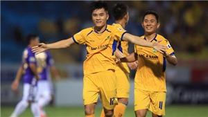 Cập nhật trực tiếp bóng đá vòng 6 V-League: SLNA vs TPHCM, Viettel vs Thanh Hóa