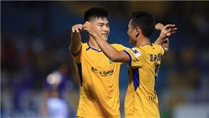 VIDEO Highlight Hà Nội 0-1 SLNA: Văn Lắm chấm dứt 32 trận bất bại tại Hàng Đẫy của Hà Nội FC
