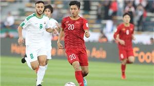 Iraq mời đá giao hữu, tuyển Việt Nam sẵn sàng bung sức
