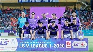 Cập nhật trực tiếp bóng đá V-League 2020: Đà Nẵng vs Hà Nội. Sài Gòn vs Thanh Hóa