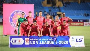 Cập nhật trực tiếp bóng đá V-League: TPHCM vs Viettel. Bình Dương vs Sài Gòn