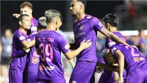 Chốt lịch vòng cuối V-League 2020: TPHCM và Sài Gòn FC không trùng sân