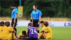 Phong Phú Hà Nam bỏ đá phản đối trọng tài, sẽ bị xử thua 0-3