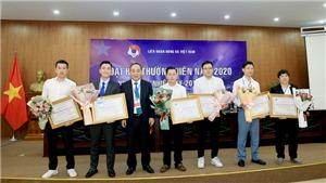 Ông Lê Văn Thành trúng cử Phó Chủ tịch tài chính VFF
