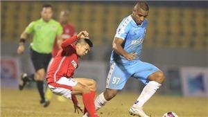 Video bàn thắng Than Quảng Ninh 0-1 SHB Đà Nẵng: Rafaelson 'gieo sầu' cho chủ nhà