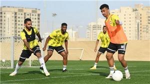 UAE tập trung thắng Malaysia trước khi nghĩ đến tuyển Việt Nam