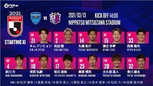 Văn Lâm sắp sang Nhật Bản, Cerezo Osaka thắng đậm