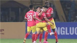 Cập nhật trực tiếp bóng đá V-League hôm nay: SLNA vs Hà Tĩnh. Bình Định vs Thanh Hóa
