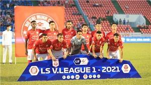 Cập nhật trực tiếp bóng đá LS V-League: Bình Định vs Đà Nẵng. TPHCM vs Sài Gòn. Nam Định vs Viettel