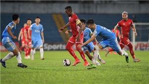 Video bàn thắng Hải Phòng 0-0 Đà Nẵng: Bất lực trong việc ghi bàn