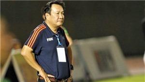 HLV Hoàng Văn Phúc sẽ nhận 'ghế nóng' ở Hà Nội FC thay ông Chu Đình Nghiêm?