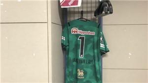 Văn Lâm dự bị cho thủ môn tuyển Hàn Quốc