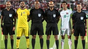 Lộ danh tính trọng tài bắt trận Việt Nam đấu Indonesia