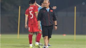 HLV Park Hang Seo: 'Tôi muốn các cầu thủ thi đấu lạnh lùng'