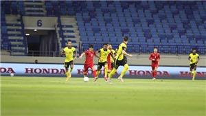 HLV Tan Cheng Hoe khẳng định Malaysia thua vì thiếu may mắn