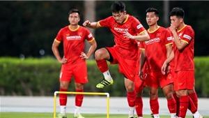 Tin ĐT Việt Nam vs Indonesia 3/6: HLV Park Hang Seo nghiêm khắc với học trò. Tuyển Việt Nam đổi lịch tập