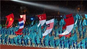 Các quốc gia ASEAN đồng tổ chức SEA Games 31