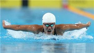 Ánh Viên dừng bước tại vòng loại 200m tự do nữ