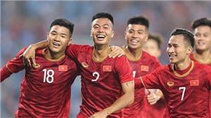 Vòng loại U23 châu Á: U23 Việt Nam chung bảng Myanmar, Đài Loan và Hong Kong
