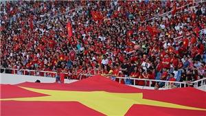 Đội tuyển Việt Nam đá vòng loại World Cup 2022 tại sân Mỹ Đình