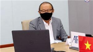 HLV Park Hang Seo: 'Tuyển Việt Nam sẵn sàng đón nhận thử thách'