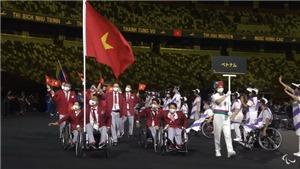 Ấn tượng lễ khai mạc Paralympic Tokyo 2020