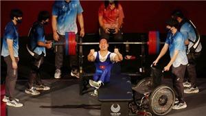 Lê Văn Công giành huy chương đầu tiên cho Việt Nam tại Paralympic Tokyo