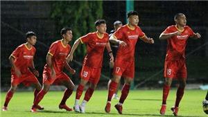 Vòng loại U23 châu Á 2022: Bảng đấu của U22 Việt Nam chỉ còn 3 đội