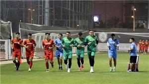 Thủ môn Văn Lâm: 'Tôi muốn cống hiến những gì tốt nhất cho đội tuyển Việt Nam'