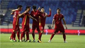 Bóng đá Việt Nam hôm nay: Đội tuyển Việt Nam vượt qua bài test thể lực