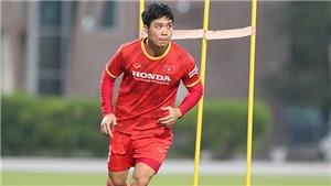 Tuyển thủ Việt Nam chạy đua với thời gian chờ đấu đội tuyển Trung Quốc