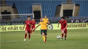 Quế Ngọc Hải tự hào khi tuyển Việt Nam đã thi đấu hết mình