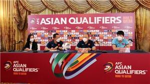 HLV Park Hang Seo: 'Đội tuyển Úc rất mạnh trong tấn công'