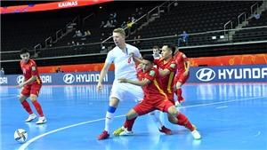 Tuyển Futsal Việt Nam đá vì người hâm mộ, gia đình và Việt Nam