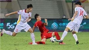 Tin ĐT Việt Nam hôm nay 8/10: HLV Park Hang Seo nhận sai. Văn Hậu động viên đồng đội