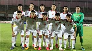Lịch thi đấu bóng đá U23 Việt Nam tại vòng loại U23 châu Á 2022