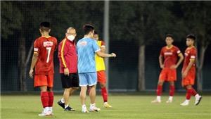 HLV Park Hang Seo chưa 'đứng lớp' ở đội U23 Việt Nam