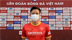 Tin U23 Việt Nam vs Đài Loan 27/10: HLV Park kêu gọi động viên. Quế Ngọc Hải nhắn nhủ đàn em