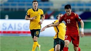 Tiền đạo Tiến Linh: 'Đội tuyển Trung Quốc áp lực hơn chúng ta'