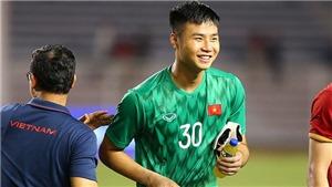 Đội hình xuất phát dự kiến U23 Việt Nam vs U23 Đài Loan: Đội trưởng Văn Tới dự bị?
