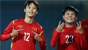Nữ Việt Nam cùng bảng Nhật Bản, Hàn Quốc và Myanmar tại giải châu Á