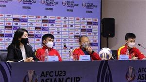 HLV Park Hang Seo: 'Tôi hơi thất vọng về trận đấu'