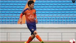 Xuân Trường hớn hở sau khi lập 'siêu phẩm' cho Gangwon FC