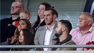 Bale thất thần nhìn xứ Wales bị giật vé play-off, mất cơ hội dự World Cup 2018