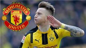 CHUYỂN NHƯỢNG 20/10: Arsenal và M.U theo đuổi Marco Reus, Bayern từ bỏ Lemar