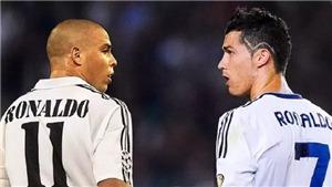 Ronaldo 'béo': 'So sánh Messi và Ronaldo với nhau là một tội ác'