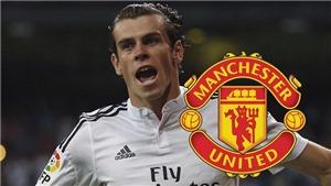 TIẾT LỘ: Man United vẫn tràn ngập cơ hội chiêu mộ Gareth Bale