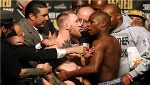 Hàng triệu người kêu gọi Mayweather đấu lại bằng thể thức UFC, sở trường của McGregor