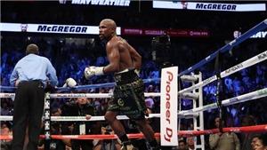 'Độc cô cầu bại' Mayweather tuyên bố giải nghệ sau trận đánh tỷ đô với McGregor